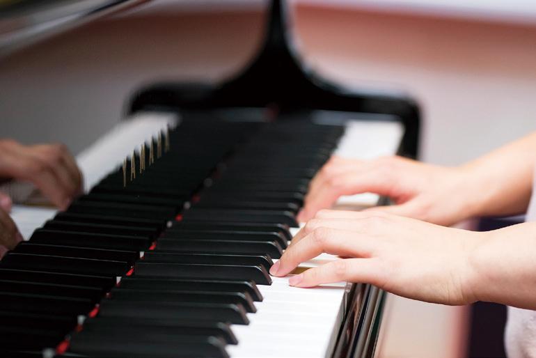 音楽教育の充実!初心者でも安心のサポート