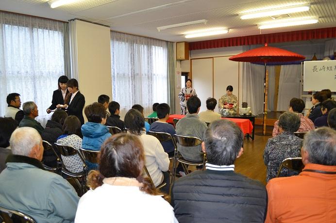 """Awesome Sasebo! Project""「地域を知るプロジェクト」の活動の一環として、黒島で現地調査を実施しました(過去の記事)"